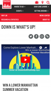 Manhattan Summer Vacation 2018 Sweepstakes For A Chance – Win A Trip To New York City