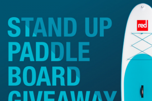 Polar Bottle – Stand Up Paddleboard Giveaway – Win One 10'6 Ride Model Inflatable Red Paddle