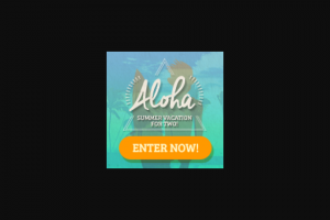 Triton Digital – Aloha Summer Vacation – Win a total ARV of US $4999.