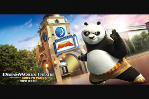 Warner Bros – Extra Dreamworks Theatre Featuring Kung Fu Panda Sweepstakes