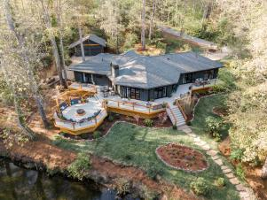 HGTV – DIY Network – Ultimate Retreat 2018 – Win a home  located near Sapphire, NC valued at $778,630 plus $50,000 cash