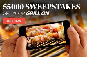 Meredith – Eating Well – Get Your Grill On – Win a $5,000 check