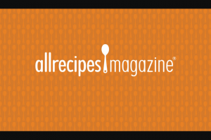 Allrecipes – Back-To-School – Win $1000 USD