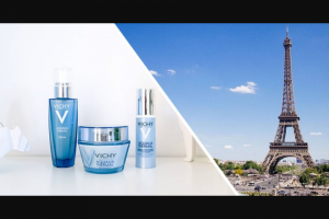 Atout France – Vichy Paris 2018 – Win 3-Night stay for two adults at the Hôtel Le Meridien Etoile