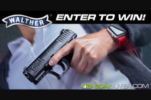 Gunbuyercom – Walther Ccp M2 (5080500) Sweepstakes