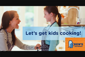 Mars Foods – Ben's Beginners Contest – Limited Entry – Win (i) a check for $15000 and (ii) a check made out to the Child's school to be used toward a cafeteria makeover valued at $30000.