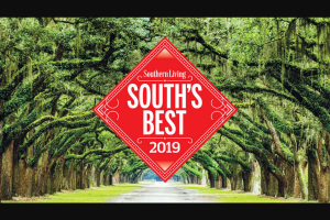 Southern Living – South's Best Survey 2019 Survey Giveaway – Win $2500 (retail value $2500) Three winners will each receive $500 (retail value $500 each).