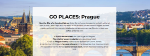 General Assembly – Go Places: Prague – Win a trip to Prague valued at $5,000