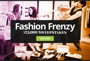 Meredith – Shape – Fashion Frenzy – Win a $25,000 check