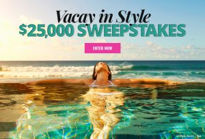 Meredith – Shape Magazine – Win a $25,000 check