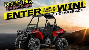 Rockstar & Plaid Pantry – Win a Polaris Ace valued at $6,999
