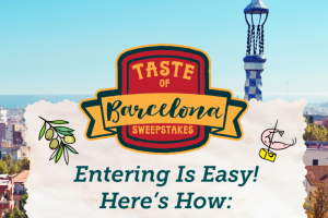 Hain Celestial – Spectrum Taste Of Barcelona Contest – Fb Sweepstakes