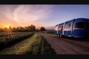 Lands' End – Heritage Tour – Win – SWEEPSTAKES GRAND PRIZE (1)  Lands' End/Airstream Trailer camping trip for two people from June 7 2019 thru June 11 2019.