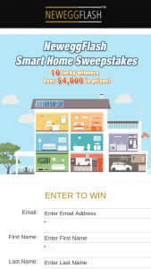 Neweggflash – Smart Home – Win One Google Home Smart Speaker & Assistant (ARV $129.00) One Nest Thermostat