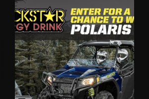 Rockstar & Rutters – Polaris – Win One Polaris Sportsman 570.