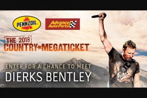 Sopus Products – Pennzoil At Advance Auto Parts Country Sweepstakes