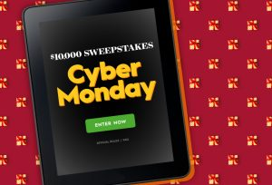 Better Homes & Gardens – Cyber Monday – Win a $10,000 check