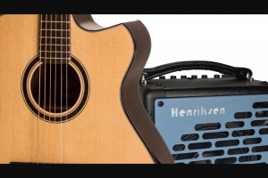 Acoustic Guitar – Prize Pack From Andrew White Guitars And Henriksen Sweepstakes