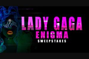 Alamo Drafthouse Cinemas – Lady Gaga Enigma – Win roundtrip airfare to and from Vegas