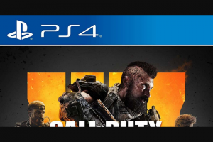 EXTRATV – Call Of Duty Black Ops 4' For Ps4 Sweepstakes