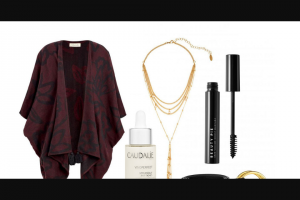 EXTRATV – Fall Box Of Style Sweepstakes