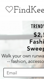 Findkeeplove – Fashionista – Win ($250) PRÊTE Dry Shampoo ($31) Growth Serum ($49) and PRÊTE Between Blowouts Hat ($25)) Cash/Retail Value $405.