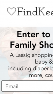Findkeeplove – Lassig Sweepstakes