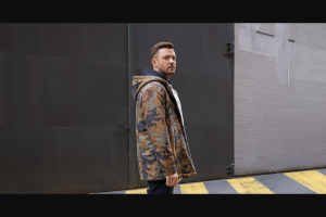 Levi Strauss – Justin Timberlake Experience Sweepstakes
