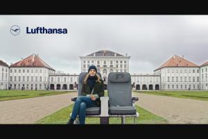"Lufthansa – ""#sayyestotheworld"" Sweepstakes"