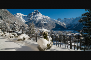Ski Magazine – My Switzerland – Win Hotel Terrace for two persons half board (breakfast and dinner) 7-day ski pass 8-day Swiss Travel Pass first class (unlimited public transportation in Switzerland) Estimated Prize Value $ 3000