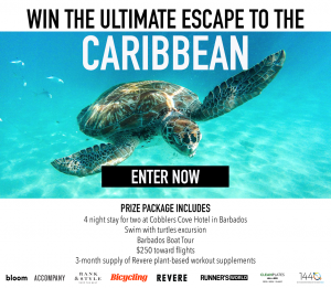 Barwis Enterprises – Swim with the Turtles in Barbodos – Win a 4-night stay for 2 in Barbodos valued at $3,000