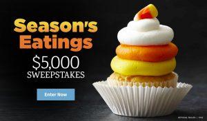Meredith – All Recipes – Season's Eatings – Win a $5,000 check