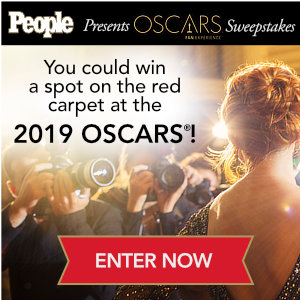 TT Media Solutions – People's Red Carpet Oscars Fan Experience 2019 – Win 1 of 3 grand prizes of a trip for 2 plus tickets to the event valued at $3,700 each OR 1 of 40 minor prizes