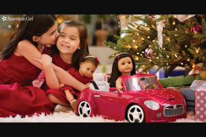 American Girl – Accelerate Adventure With Truly Me – Win of a Truly Me Doll and an American Girl RC Sports Car