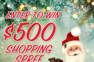 Annalee Dolls – Santa's Shopping Spree – Win a $500 gift card which must be used in full by December 24 2018 on annaleecom