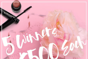 Avon – Year Of Beauty Sweepstakes
