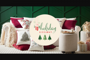 "Bassett Furniture – $10k Holiday – Win $10000 store credit to a Bassett Home Furnishings store will be awarded to the Prize Winner (the ""Prize"")."