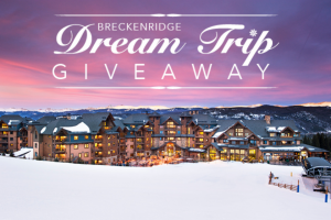 Breckenridge – Dream Trip – Win 5-nights lodging in a Master One-Bedroom Residence at Grand Lodge on Peak 7 and $2000 cash