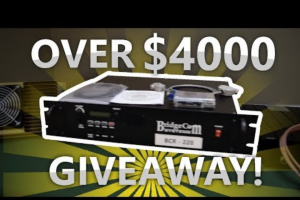 Bridgecom Systems – Anytone Giveaway Sweepstakes