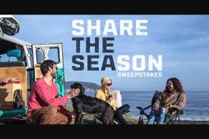 Costa – Share The Season Sweepstakes
