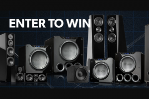 Crutchfield – Svs Great Gear Giveaway November 2018 Official Sweepstakes