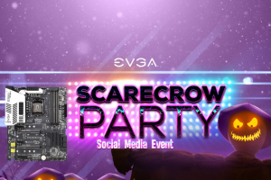 EVGA – Scarecrow Party Social Media Event Sweepstakes