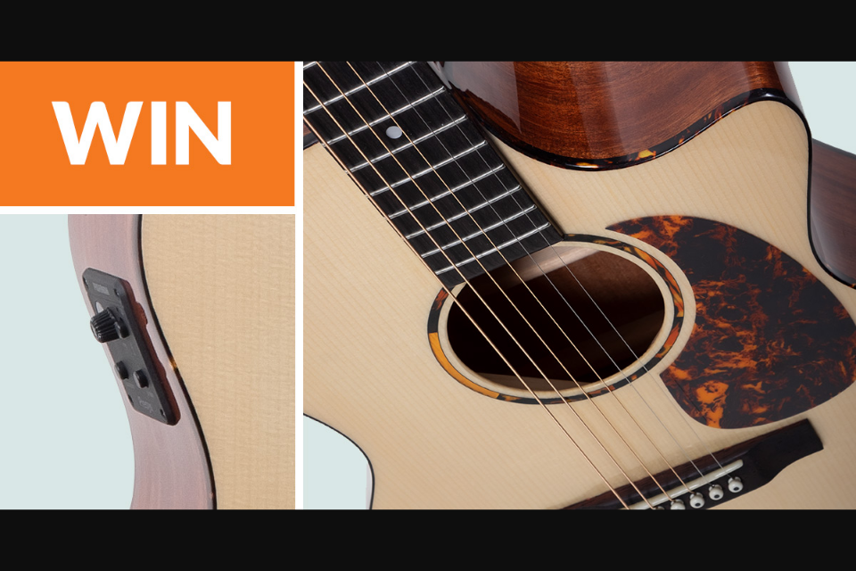 Fishman – Win A Recording King G6 Guitar Sweepstakes | GiveawayUS com