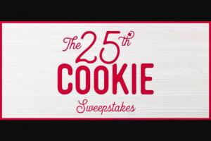 General Mills – Betty Crocker 25th Cookie – Win a trip to Minneapolis