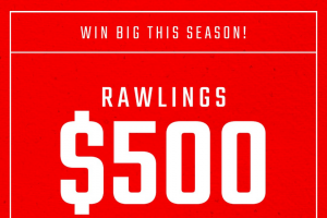 Softballfans – Rawlings Shopping Spree Sweepstakes