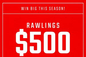 Softballfans – Rawlings Shopping Spree Sweepstakes