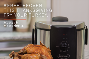 Steve Harvey Morning Show – Butterball Electric Fryer By Masterbuilt – Win $1000 cash gift card for a food shopping extravaganza
