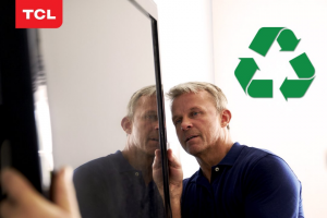 "Tcl – America Recycles Day 2018 4k TV – Win defined in the ""Description of Sweepstakes"" section above) has an estimated retail value of $649.99 (US) comprised of one (1) TCL® 6-Series 4K Roku TV™ (Model # 55R617)."