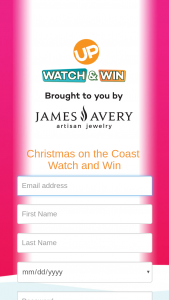 Up TV – Christmas Premiere Movies Watch & Win Giveaway – Win One Thousand Dollars ($1000.00).