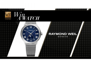 Worldtempus – Raymond Weil Watch Sweepstakes